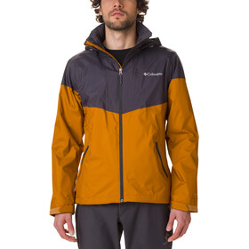 Columbia Inner Limits Jacke Herren burnished amber/shark